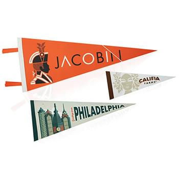 Full-color Pennants