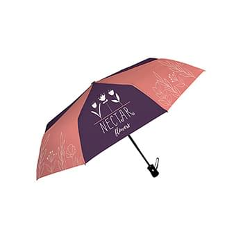 "42"" Arc Full Color Pop! Up Umbrella"