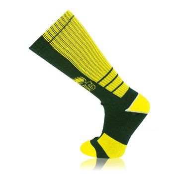 PMS Jacquard Athletic Socks